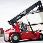 REACHSTACKER GLORIA CONSEGNATI ALLA ASSOCIATED BRITISH PORTS