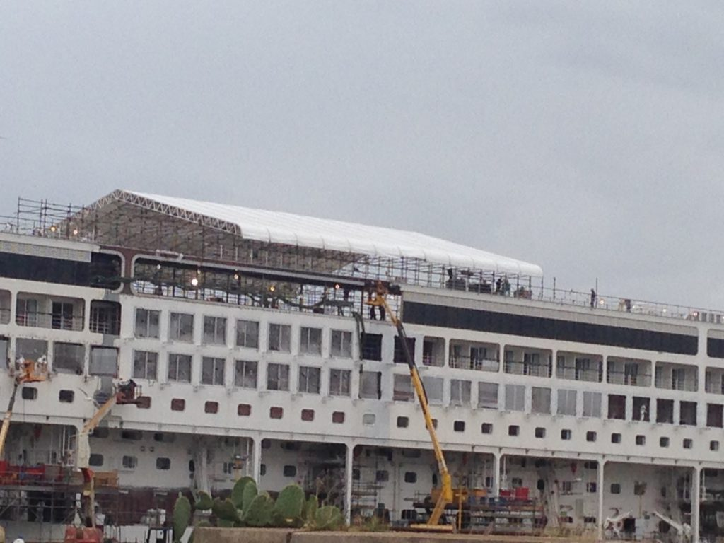 by courtesy of FINCANTIERI S.p.A. - All rights reserved