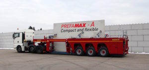 PrefaMAX-A 7100 - extendable, compact and flexible