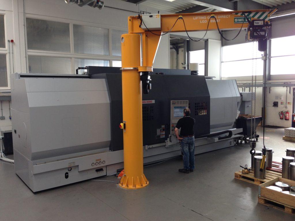 Tornio DMG Mori CNC SL603