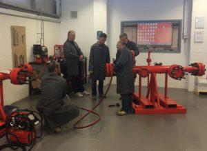 Scuola di formazione tecnica Hi-Force a Daventry, Regno Unito