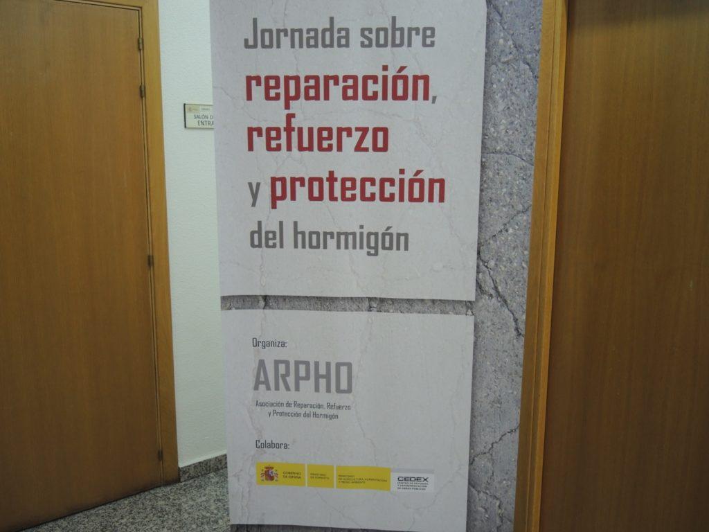 CONVEGNO ARPHO 2016: A MADRID SI PARLA DI CALCESTRUZZO - Sollevare -  - News