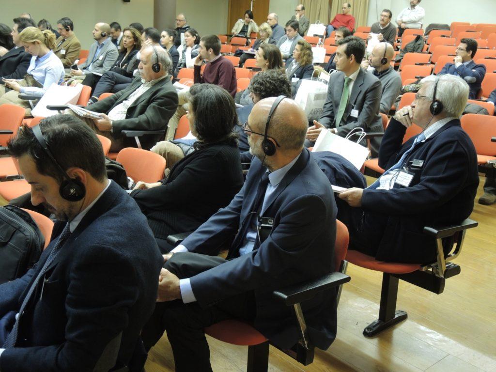 CONVEGNO ARPHO 2016: A MADRID SI PARLA DI CALCESTRUZZO - Sollevare -  - News 15