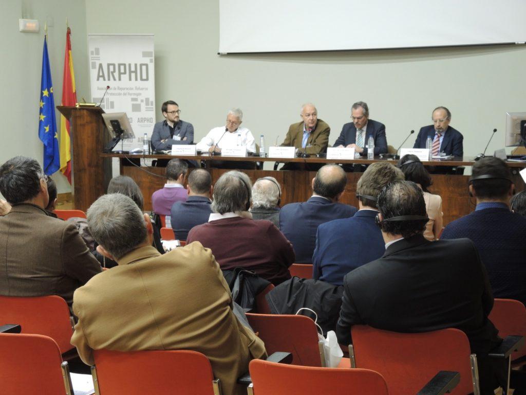 CONVEGNO ARPHO 2016: A MADRID SI PARLA DI CALCESTRUZZO - Sollevare -  - News 16