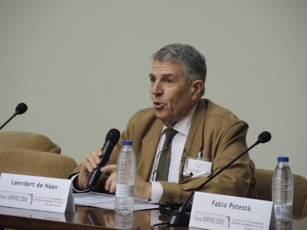 CONVEGNO ARPHO 2016: A MADRID SI PARLA DI CALCESTRUZZO - Sollevare -  - News 23
