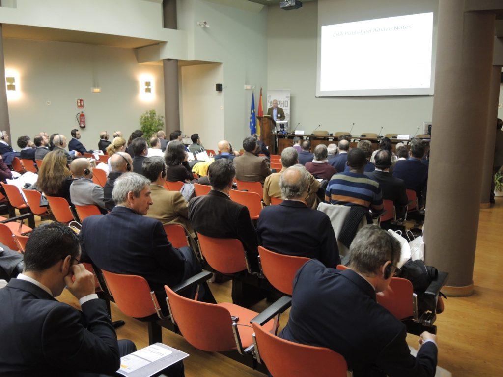 CONVEGNO ARPHO 2016: A MADRID SI PARLA DI CALCESTRUZZO - Sollevare -  - News 8