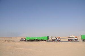 FAYMONVILLE CON UNIVERSAL TRANSPORT IN EGITTO - Sollevare - Egitto FAYMONVILLE Universal Transport - News Trasporti eccezionali 2
