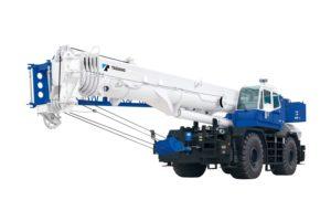 TADANO AL CONEXPO - Sollevare - ATF110G-5 Conexpo GR1200XL-2 Las Vegas Tadano - Autogru Fiere News 1