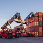 MESSINA GROUP SCEGLIE I REACHSTACKER KALMAR