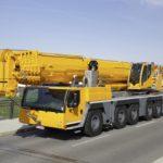 UNA LIEBHERR LTM 1250-5.1 PER OMS