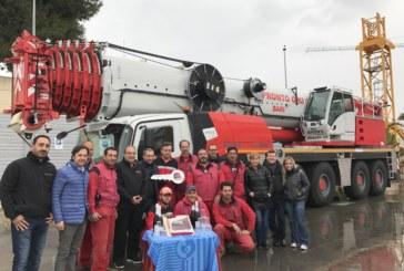 UNA GMK5250L PER PRONTO GRU SERVICE
