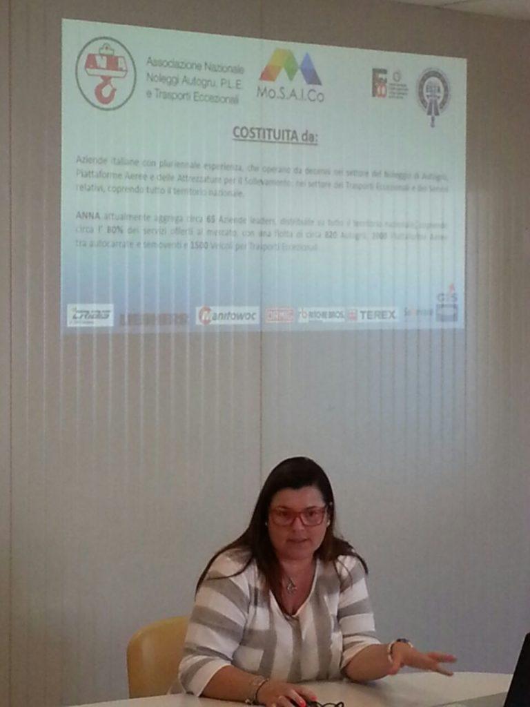 CONCLUSA LA PRIMA EDIZIONE DELLA FIERA MO.S.A.I.CO. - Sollevare - - Fiere News 4