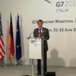 Il G7 TRASPORTI DI CAGLIARI AFFERMA IL VALORE SOCIALE DELLE INFRASTRUTTURE