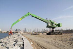 SENNEBOGEN A DUBAI - Sollevare -  - News 2