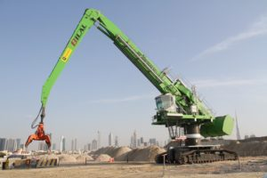 SENNEBOGEN A DUBAI - Sollevare -  - News 3