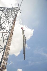 FUNIVIA ZUGSPITZE: C'È ANCORA NIEDERSTÄTTER - Sollevare - - Gru a torre News 2