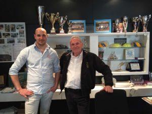 HAULOTTE & LORINI - Sollevare -  - News 2
