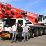 JAGULAK SCEGLIE LA DEMAG AC 250-5 ALL TERRAIN