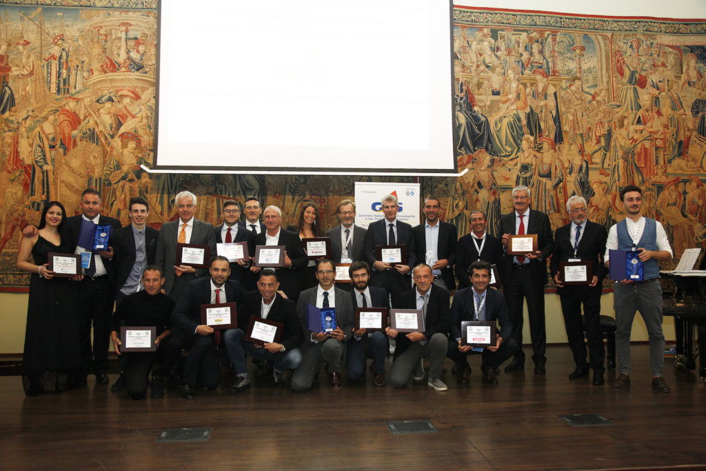 I VINCITORI DI ILTA - ITALIAN LIFTING AND TRANSPORTATION AWARDS 2017 - Sollevare - - News