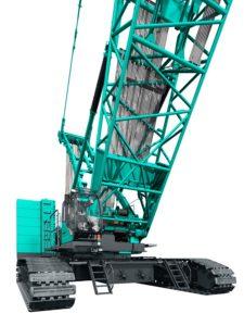 SCANIA FIRMA UNA PARTNERSHIP CON KOBELCO CONSTRUCTION MACHINERY - Sollevare -  - Componenti Gru cingolate News