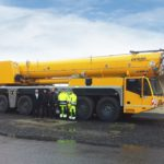 TRANSDZWIG ACQUISTA UNA DEMAG AC 250-6 ALL TERRAIN