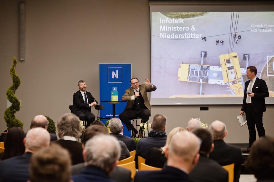 Ministero niederst tter investire in nuove tecnologie for Noleggio di cabine nello stato dell oregon