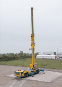 ACT CRANE & HEAVY EQUIPMENT SCEGLIE TEREX E DEMAG - Sollevare -  - News