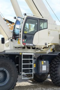 ACT CRANE & HEAVY EQUIPMENT SCEGLIE TEREX E DEMAG - Sollevare -  - News 2
