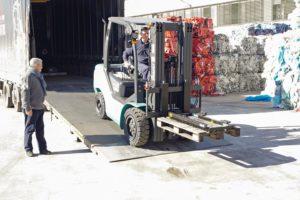 BAOLI CONSEGNA IL CARRELLO N. 1.000 IN ITALIA - Sollevare -  - Carrelli elevatori News 1