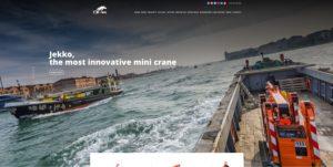 IL NUOVO SITO WEB DI JEKKO - Sollevare -  - News 4