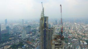 LINDEN COMANSA NEI CIELI DI BANGKOK - Sollevare -  - News 1