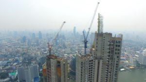 LINDEN COMANSA NEI CIELI DI BANGKOK - Sollevare -  - News
