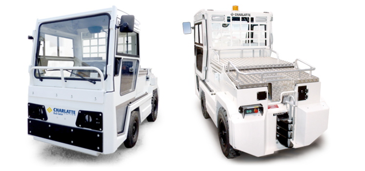 AEROPORTI & BATTERIE - Sollevare - batteria Charlatte Manutention Kaitek Flash Battery litio trattori aeroportuali - case history Logistica News 2