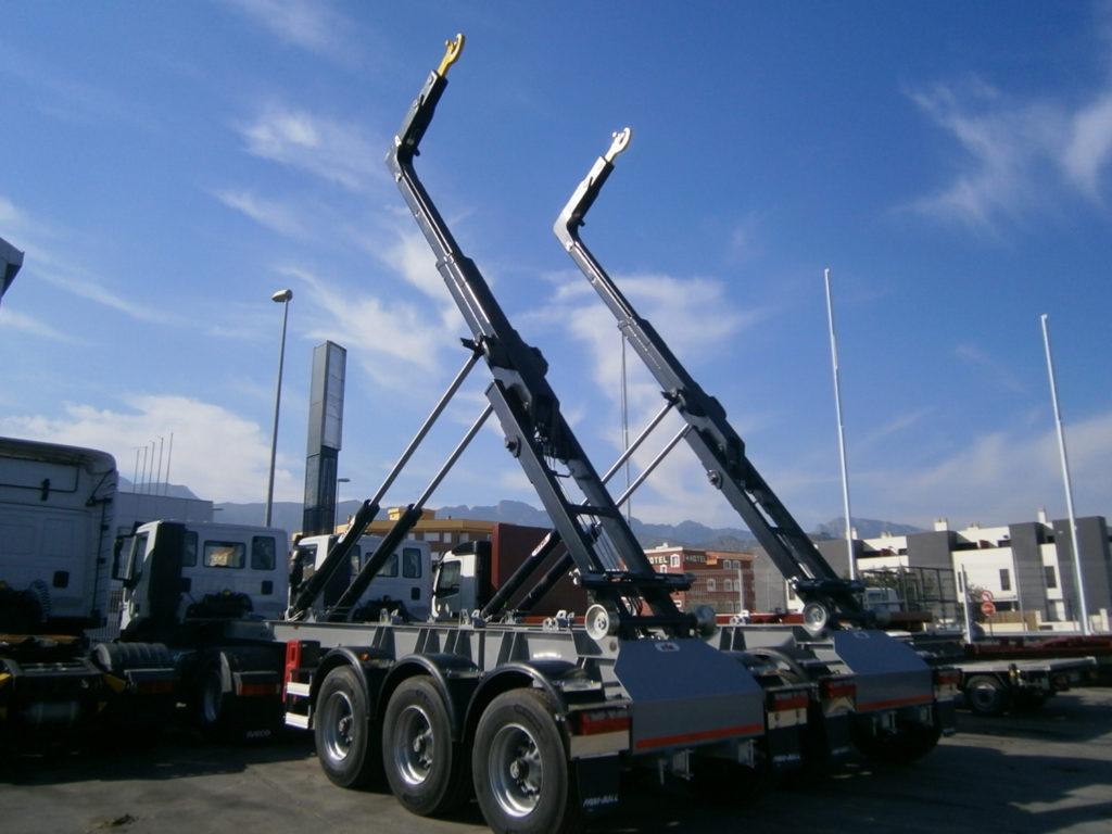 NUOVI SCARRABILI TITAN LONG BY HYVA - Sollevare - Hyva Titan Long - Logistica News Sistemi scarrabili