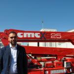 CMC: ALESSANDRO MASTROGIACOMO E' IL NUOVO EXPORT SALES DIRECTOR