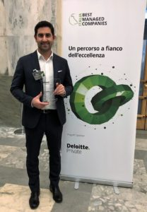 DELOITTE PREMIA FLASH BATTERY - Sollevare -  - Aziende Batterie Eventi News