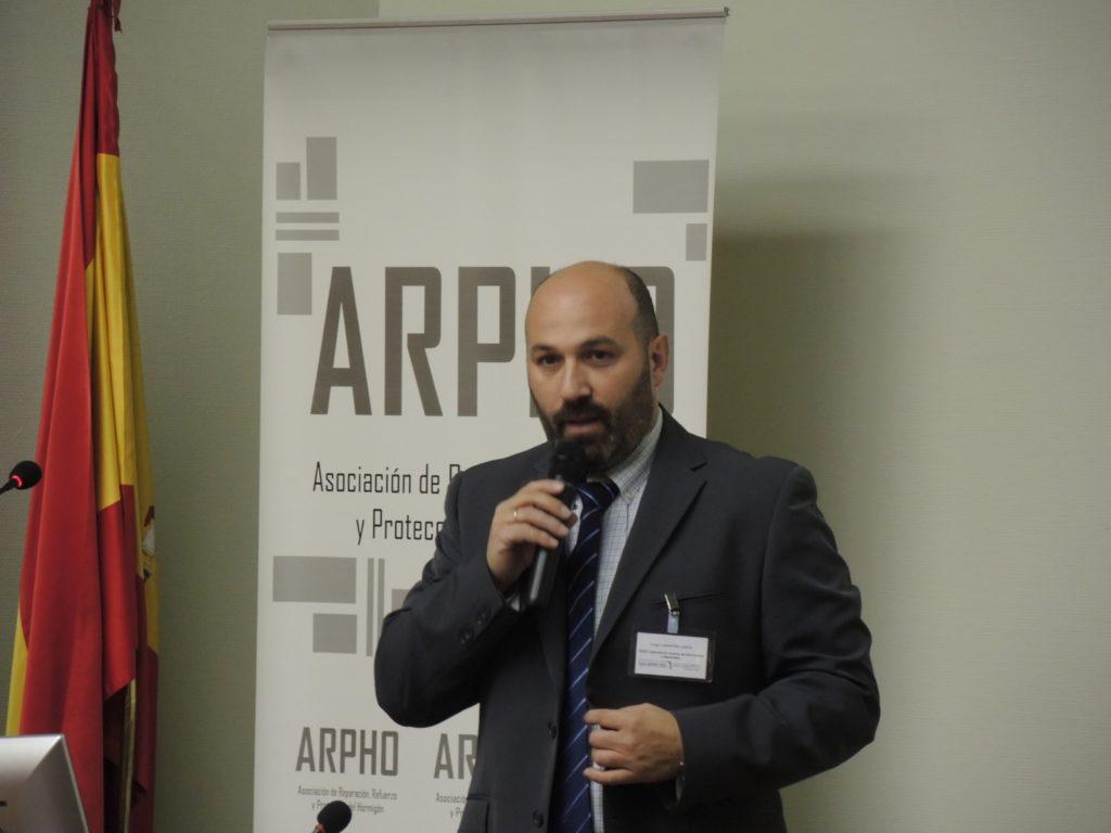 CONVEGNO ARPHO 2016: A MADRID SI PARLA DI CALCESTRUZZO - Sollevare -  - News 3