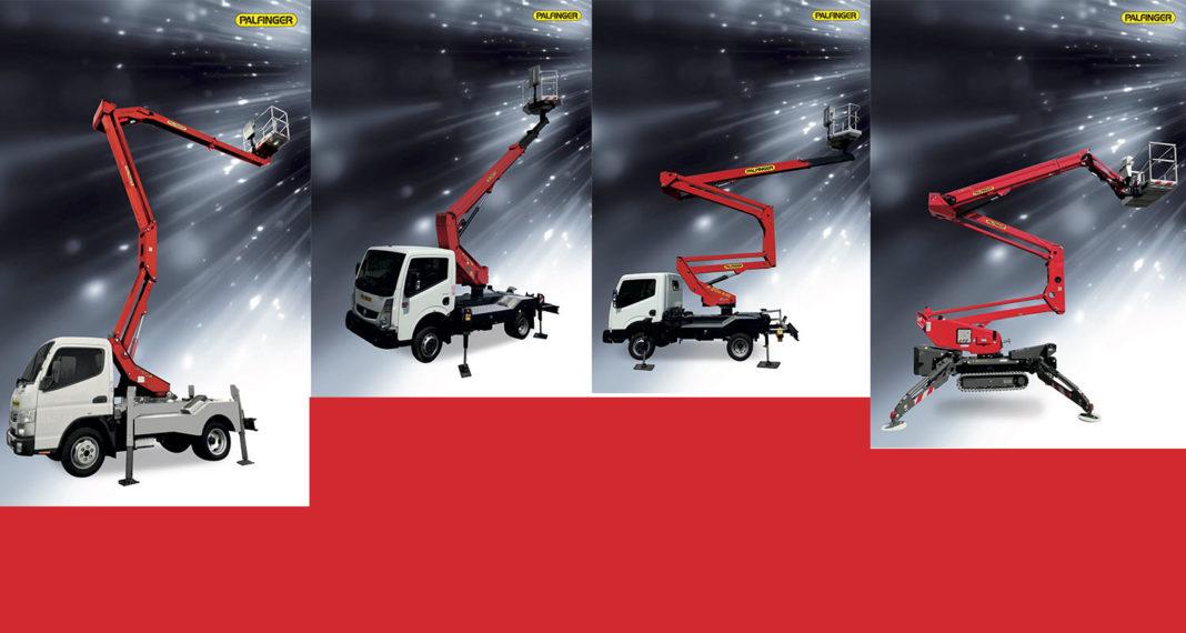 PALFINGER PLATFORMS ITALY VI ASPETTA AD APEX - Sollevare - APEX Euro 6 PALFINGER PLATFORMS ITALY piattaforme autocrate - Fiere News Piattaforme aeree
