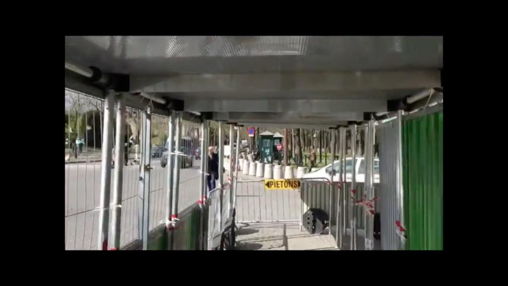 IL TUNNEL GENIUS ALL'OPERA A PARIGI - Sollevare -  - News Sicurezza