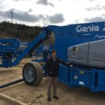 NUOVO SALES MANAGER PER GENIE