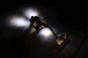 HAULOTTE LANCIA LA PIATTAFORMA FUORISTRADA COMPLETAMENTE ELETTRICA - Sollevare -  - News 9