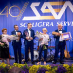 SCALIGERA SERVICE HA FESTEGGIATO 40 ANNI DI ATTIVITA'