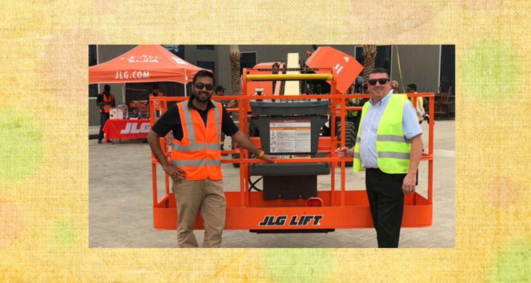 JLG CONSEGNA LE PRIME IN OMAN - Sollevare - Al Laith JLG Oman - News Piattaforme aeree
