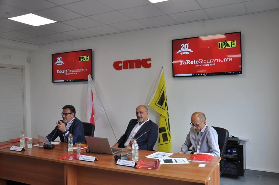 CMC E IPAF INSIEME PER LA SICUREZZA - Sollevare -  - Associazioni Aziende News 2
