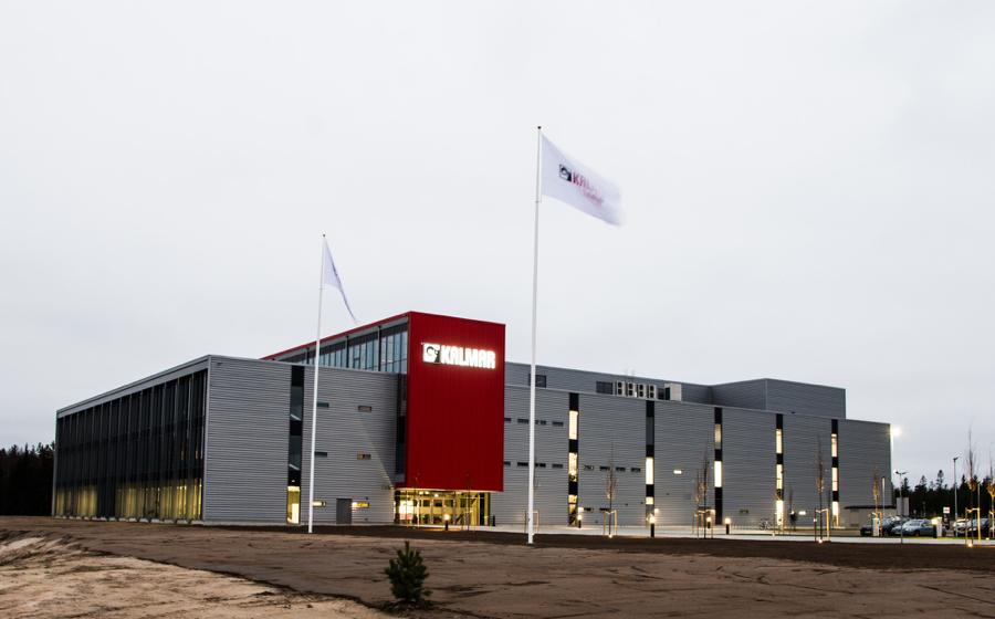 APRE L'INNOVATION CENTER DI KALMAR - Sollevare - Innovation Center KALMAR Svezia - Aziende Logistica News