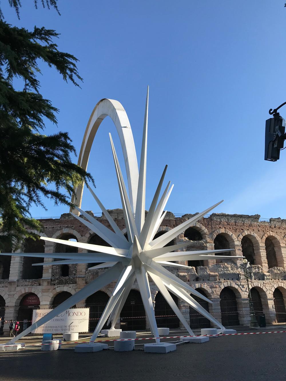 Stella Di Natale A Verona.Cofiloc Per La Stella Di Natale Sollevare
