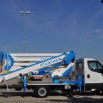 AL BAUMA SOCAGE 2019 PUNTA SU VELOCITA' E SEMPLICITA' DI UTILIZZO - Sollevare - Bauma 2019 SOCAGE - Fiere News Piattaforme aeree 16