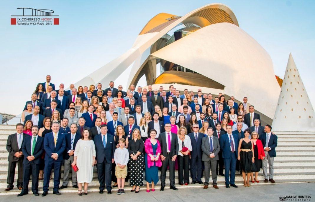 GRANDE SUCCESSO PER CEM GROUP AL IX CONGRESSO FEDEM A MADRID - Sollevare -  - Aziende Convegni e conferenze elevatori Eventi Traslochi