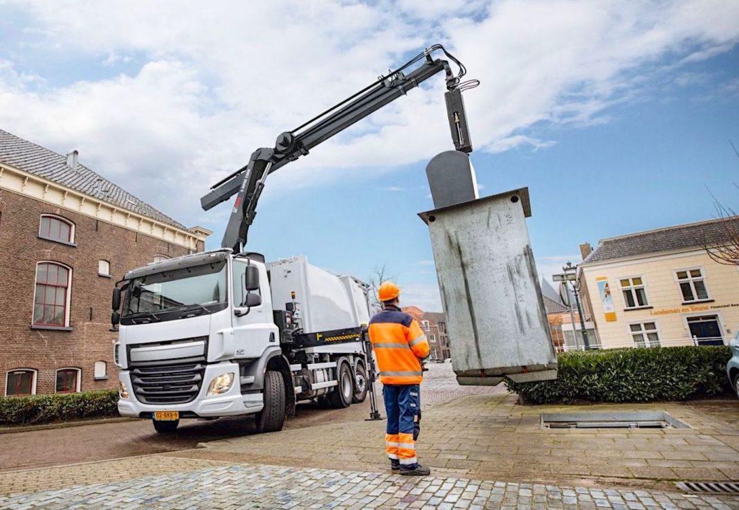 Da Hiab la nuova waste crane per RSU - Sollevare -  - News