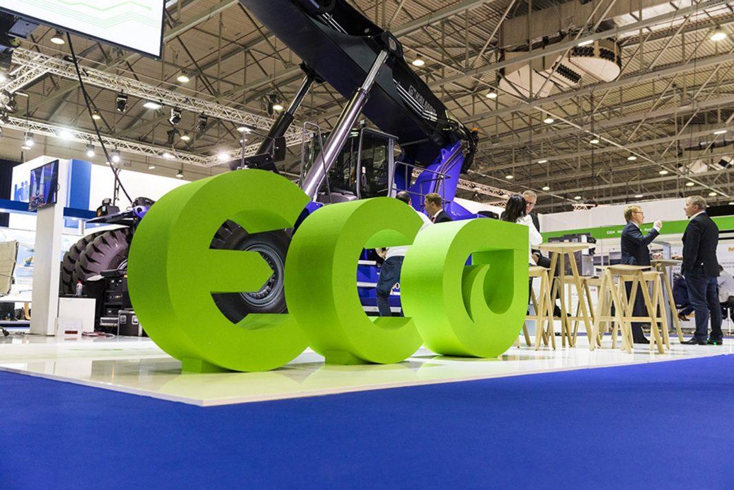 KALMAR AL TOC EUROPE 2019: INSIEME PER UN FUTURO ECO-EFFICIENTE - Sollevare -  - Batterie Batterie al litio Macchine portuali News